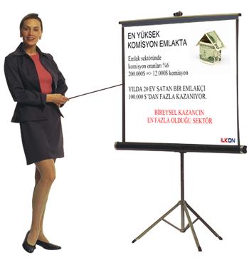 İLKON Emlak'tan Alternatifli Franchise Paketleri