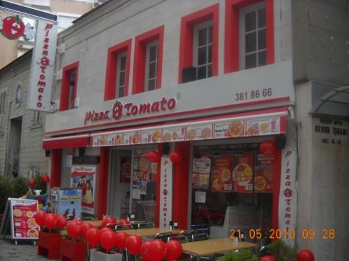 Pizza Tomato Türkiye ve Avrupa Bayilerini Arıyor