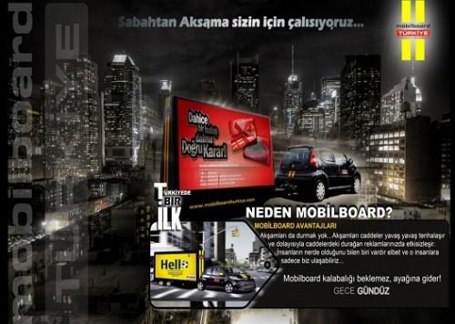 MobilBoard Türkiye Genelinde Bayilik/Franchise Veriyor