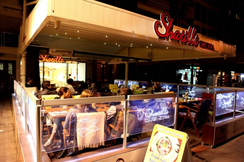 Shatilli Cafe'xtra Franchising Veriyor