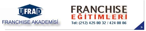 UFRAD Franchising Derneği Franchise Akademisi Eğitimleri -ARALIK 2012
