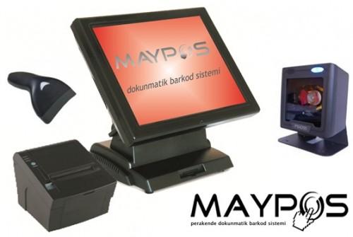 May Elektronik / MAYPOS Dokunmatik Barkod Sistemi Bayilikler Veriyor