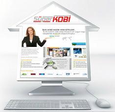 Süper Kobi Hazır web Sitesi Sistemi Bayilikler Veriyor