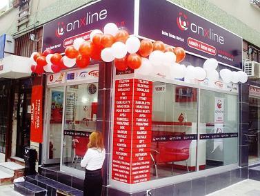 Onxline Ödeme Merkezleri Türkiye Genelinde Bayilikler Arıyor