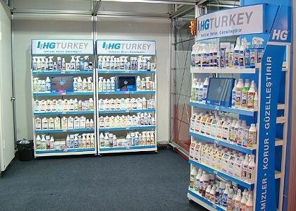 HG TURKEY Temizlik Ürünleri Bayilikler Veriyor