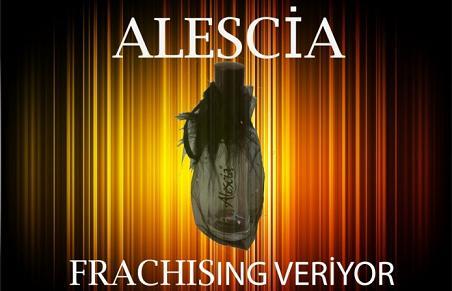 Alescia Perfume Store 1150 TL. – 15.000 TL.'ye Franchise Bayilikler Veriyor