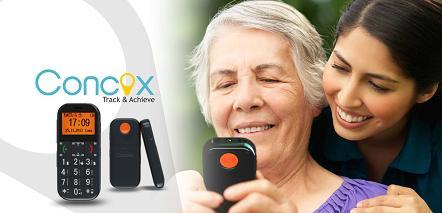 Yaşlılara Özel Tasarlanmış Cep Telefonu CONCOX GS503 Bayiler Arıyor