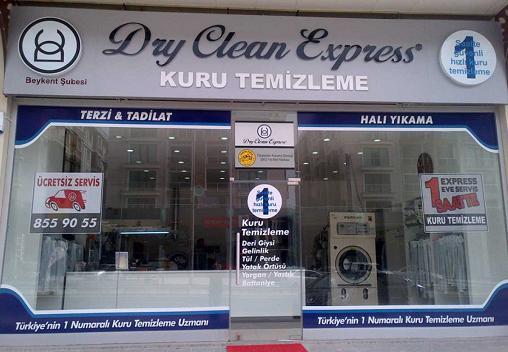 Dry Clean Express Kuru Temizleme Franchise Veriyor