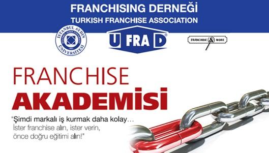 UFRAD Franchise Akademisi Eğitimleri 5 Aralık'ta Başlıyor